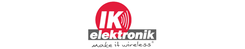IK elektronik Logo