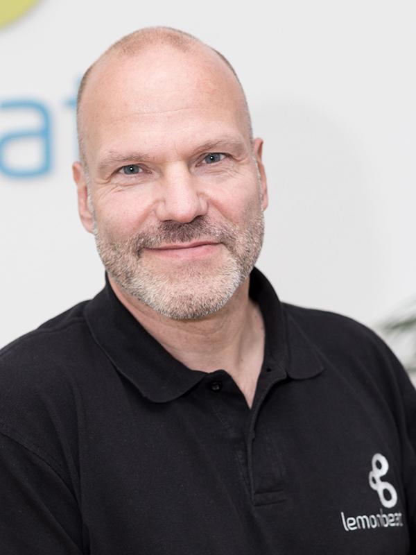 Uwe Kühnel - Business Development